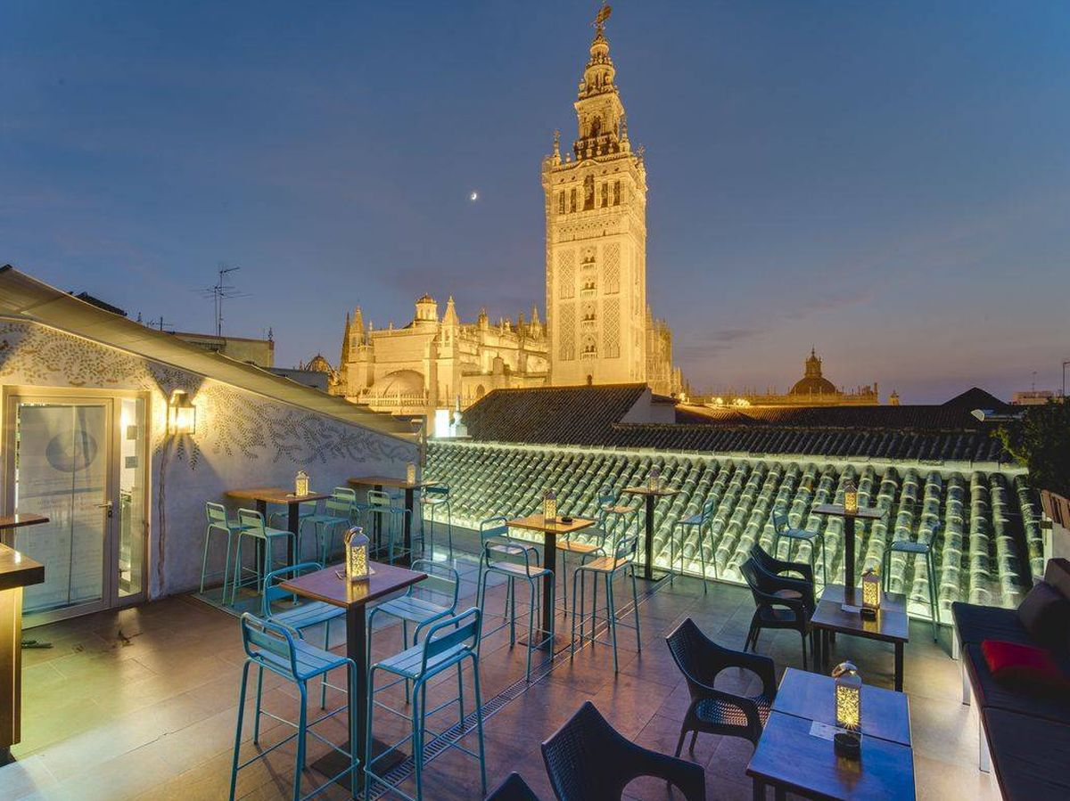 Restaurantes 5 Terrazas De Sevilla Para Disfrutar Hasta En