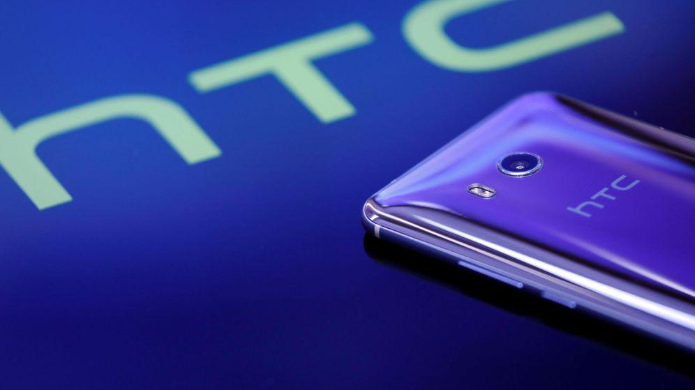 Foto: Imagen de archivo del HTC 'U11'. (Reuters)