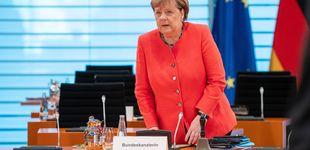 Post de Merkel avisa: