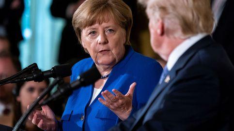 Trump convence a Merkel de que el acuerdo nuclear con Irán no es suficiente