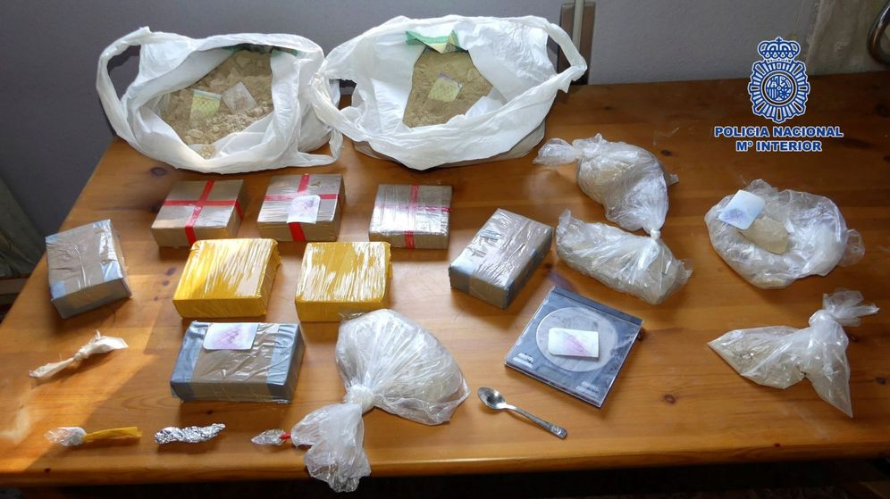 Foto: Decomisan en toledo 13,5 kilos de heroína,el mayor alijo de esa droga en 2019