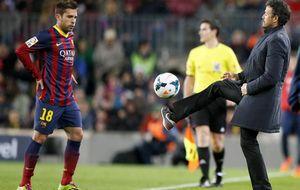 Luis Enrique, a un paso del Barça después de que Valverde diga 'no'