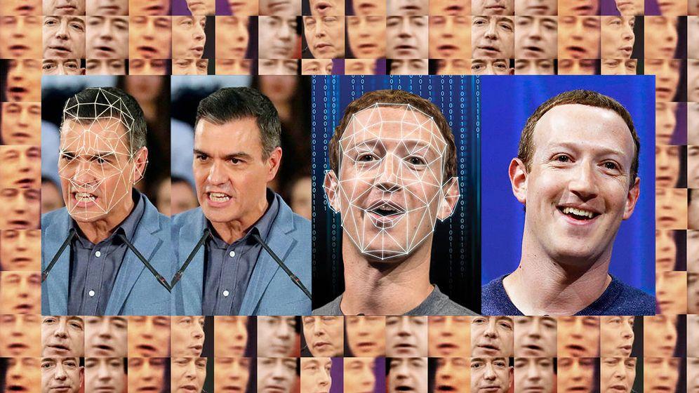 Foto: Pedro Sánchez y Mark Zuckerberg. (Enrique Villarino)