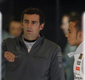 Ferrari se adelantó a Hamilton y a McLaren para fichar a De la Rosa
