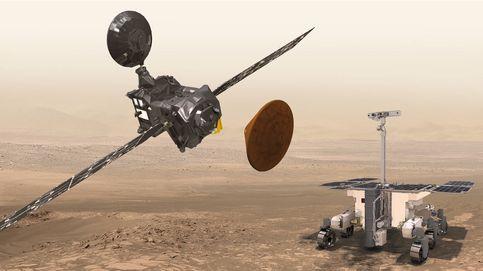 Europa intentará un aterrizaje histórico en Marte en busca de vida