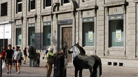 El hedge fund Arrowgrass aflora un 1% en Liberbank tras romper la fusión con Unicaja