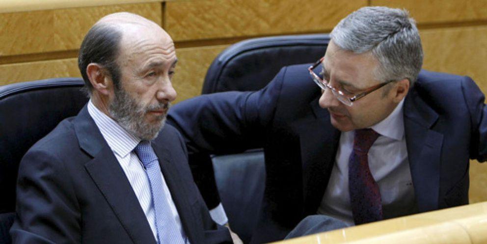 Rubalcaba elige a Valenciano para coordinar la campaña en detrimento de Blanco
