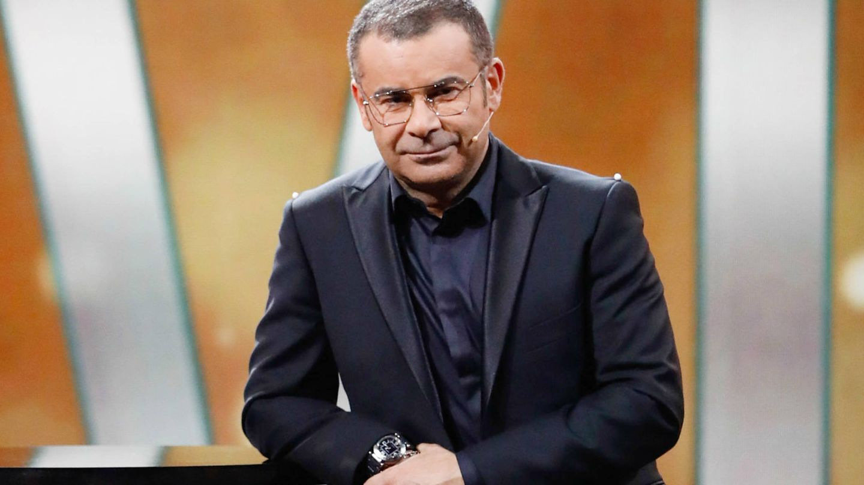 Jorge Javier Vázquez, en un directo. (Mediaset)