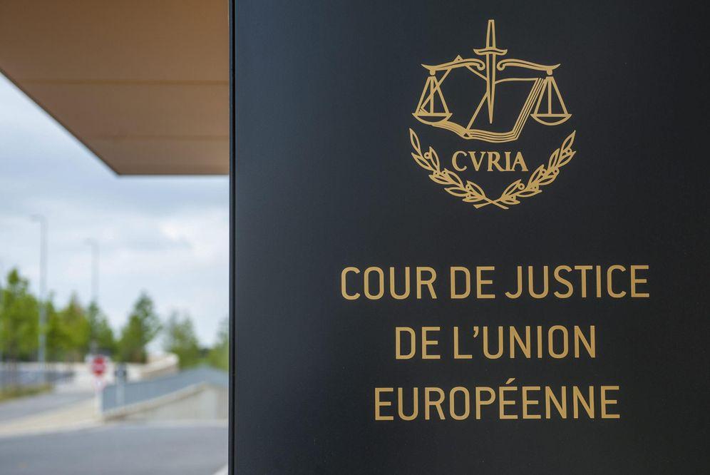 Foto: Tribunal de Justicia de la UE en Luxemburgo (EFE)