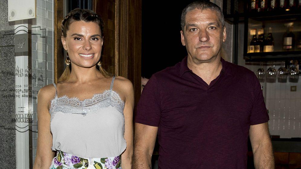 Foto: María Lapiedra y Gustavo González. (Gtres)