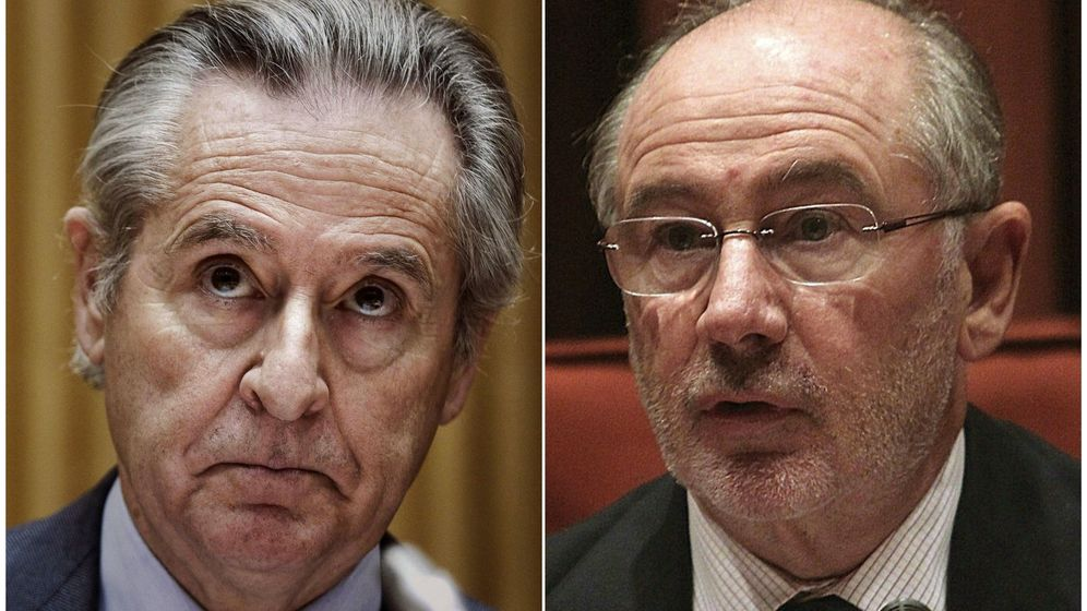 Foto: Blesa y Rato, condenados a seis y cuatro años por las 'black' (EFE)