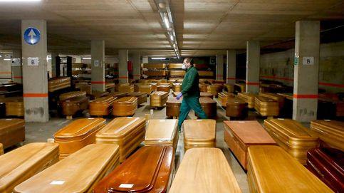 Curas y funerarios tumban la cifra oficial de muertos: Había 30 muertos al día y ya 200