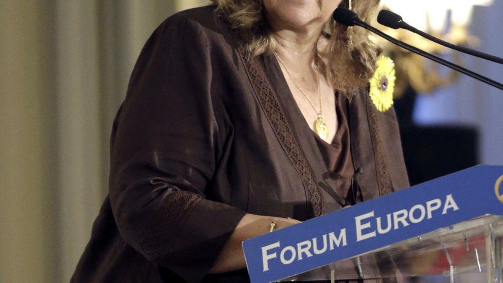Elvira Rodríguez (CNMV) critica al Supremo por la sentencia de Bankia