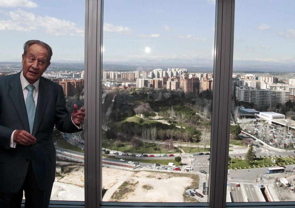 Foto: Juan Miguel de Villar Mir, presidente de OHL