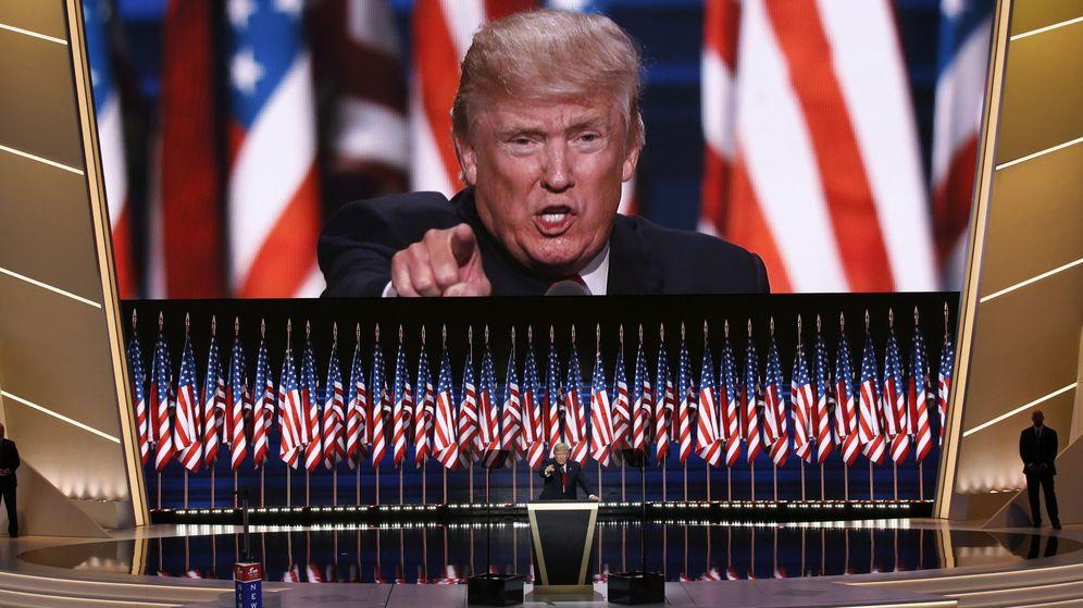 Foto: El candidato republicano a la presidencia, Donald Trump. (EFE)