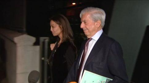Isabel Preysler se lleva a Vargas Llosa a un homenaje a Miguel Boyer