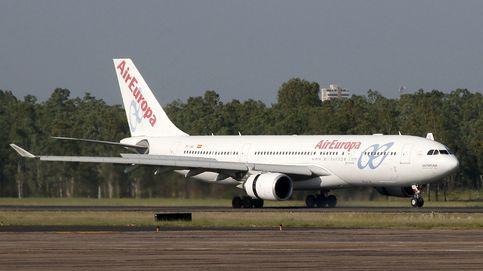 Air Europa cancela 114 vuelos por la huelga un mes después del caos de Vueling