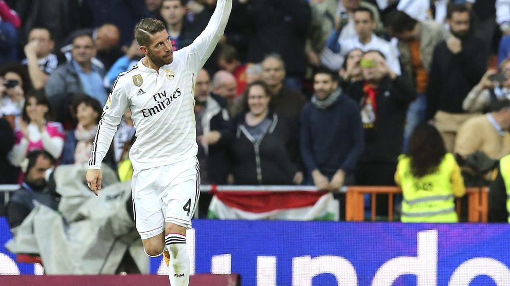 Las vacaciones forzosas de Sergio Ramos, 'solicitadas' desde el Mundialito