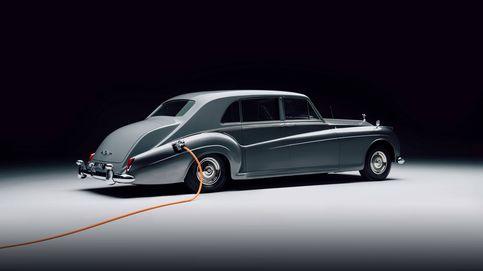 Lunaz transforma un Rolls Royce de 1961 en un cero emisiones