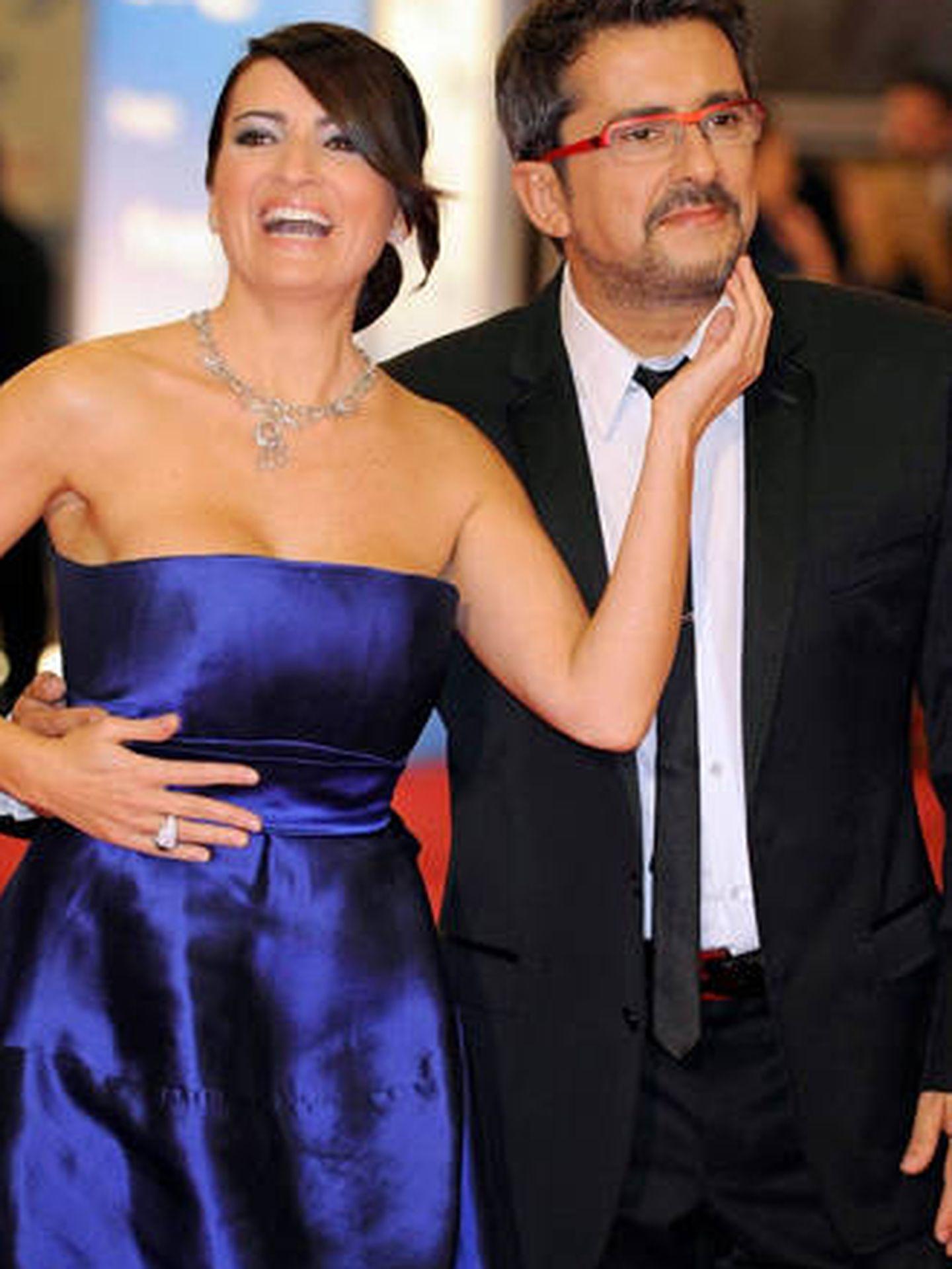 Silvia Abril y Andreu Buenafuente. (Gtres)