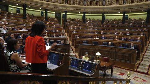 Robles y Lastra debutan contra Rajoy sin sacar aún toda la garra del nuevo PSOE al PP