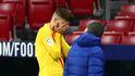 Casi 34 años, lesión de rodilla, contrato hasta 2024... el Barça tiene un problema con Piqué