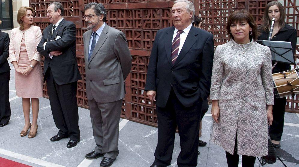 Foto: Joseba Leizaola (2d), en una imagen de archivo. (EFE)