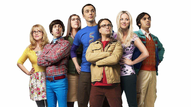 Imagen promocional de la serie 'The Big Bang Theory'. (CBS)