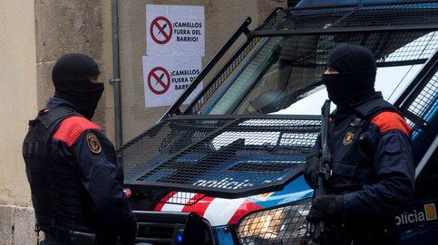 Nueva operación contra los narcopisos en el barrio del Raval, en Barcelona