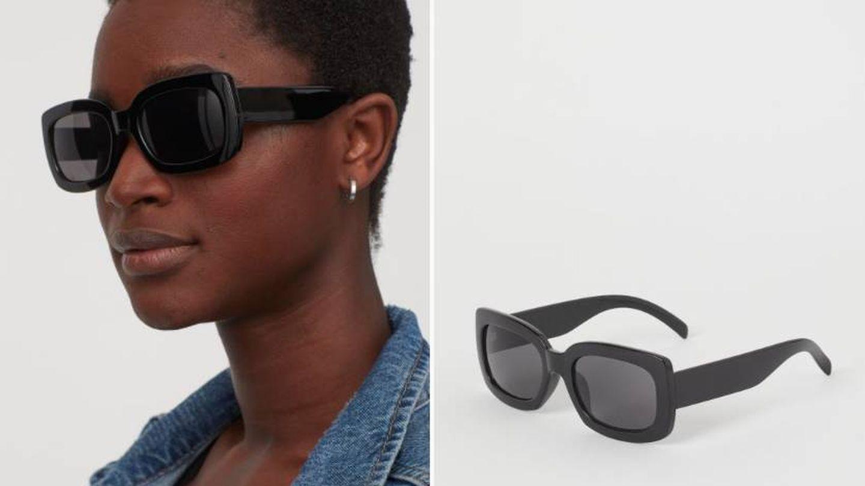 Imita a Anna Wintour con las gafas de sol de HyM. (Cortesía)
