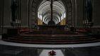 El Gobierno pretende sacar en julio los restos de Franco del Valle de los Caídos