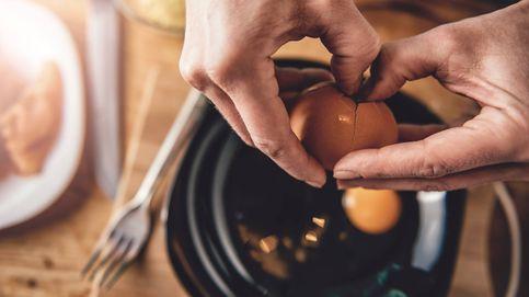 Los errores más frecuentes que cometes cuando cocinas los huevos