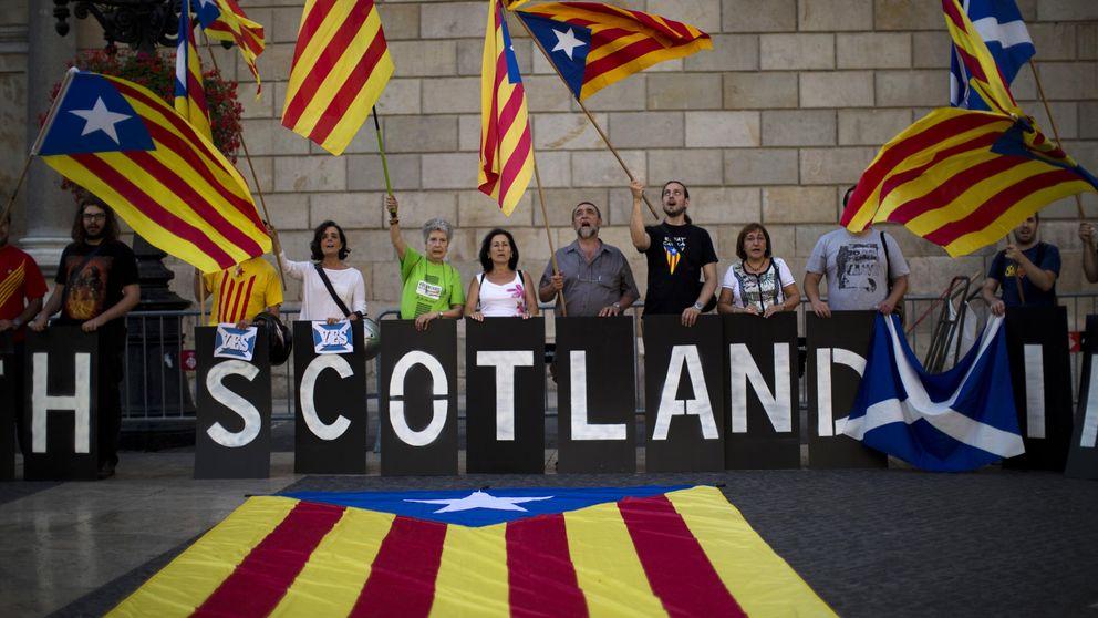 Hagamos posible lo imposible: la vía escocesa para Cataluña