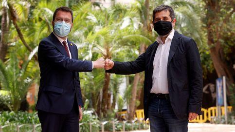 El nuevo Govern dialogará con Sánchez a la vez que construye otro desafío secesionista