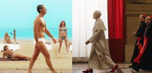 Post de ¿Y si el Papa fuera un dandi inglés?
