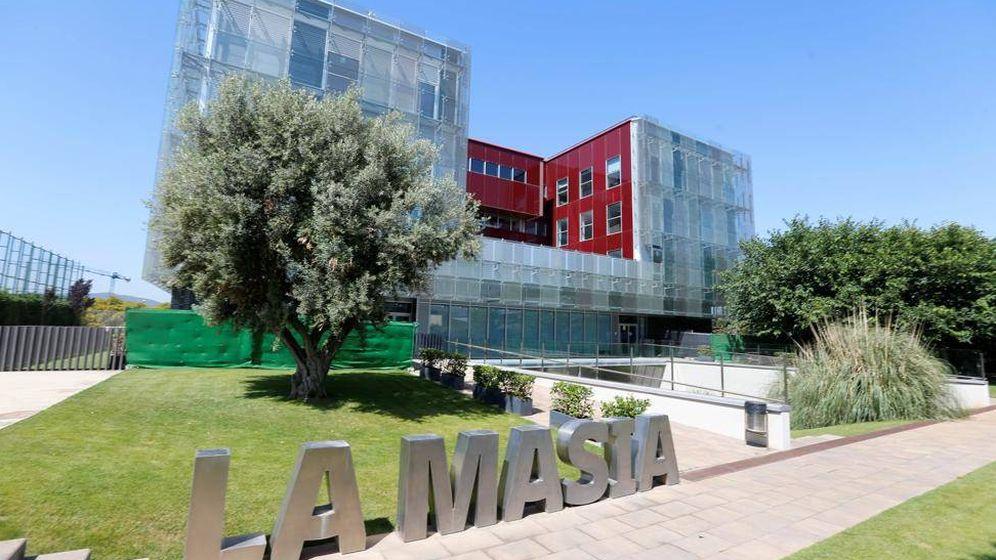 Foto: La Ciudad Deportiva Joan Gamper tiene en La Masía-Centro de Formación Oriol Tort