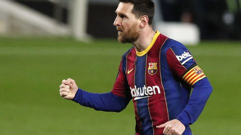 Leo Messi firmará un contrato de cinco años con el Barça rebajándose el sueldo a la mitad