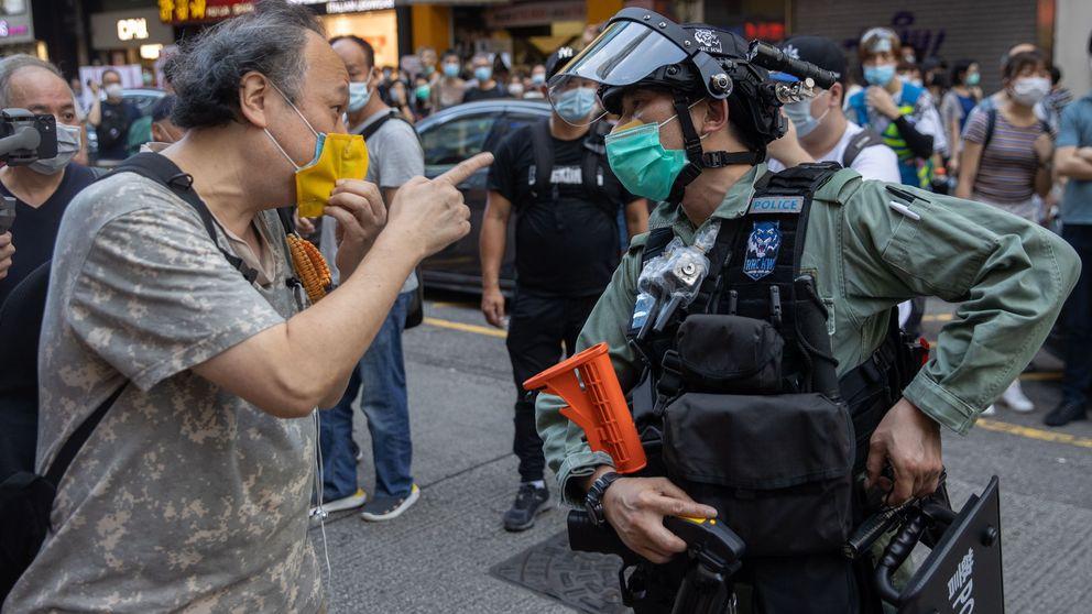 China ratifica la polémica ley de seguridad sobre Hong Kong