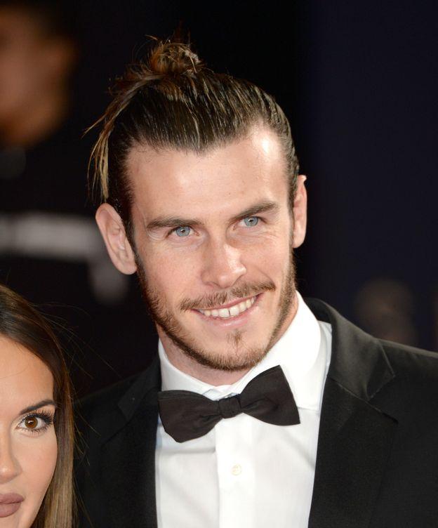 Foto: Gareth Bale en el estreno de James Bond (Gtres)