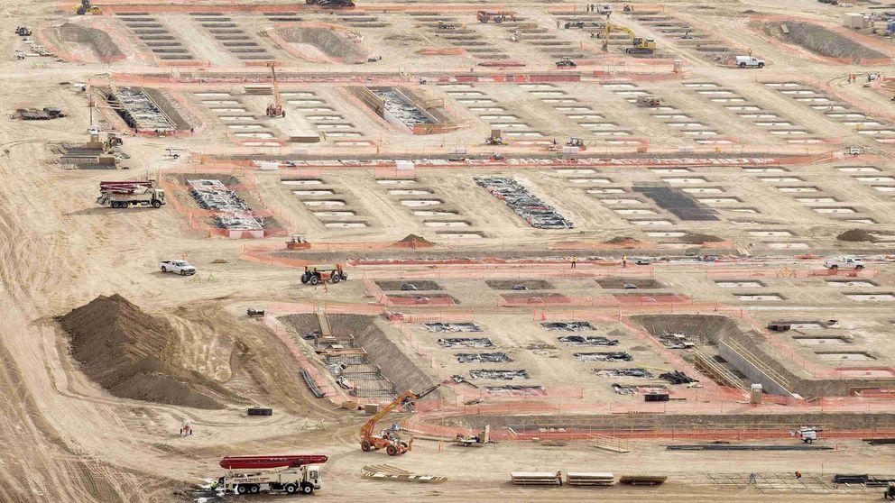 500.000 baterías al año: así es Gigafactory, la enorme fábrica de Tesla