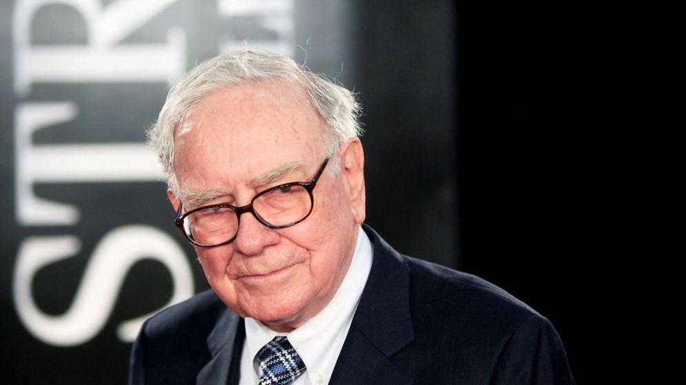 Foto: Fotografía de archivo del inversor Warren Buffet. (Reuters)