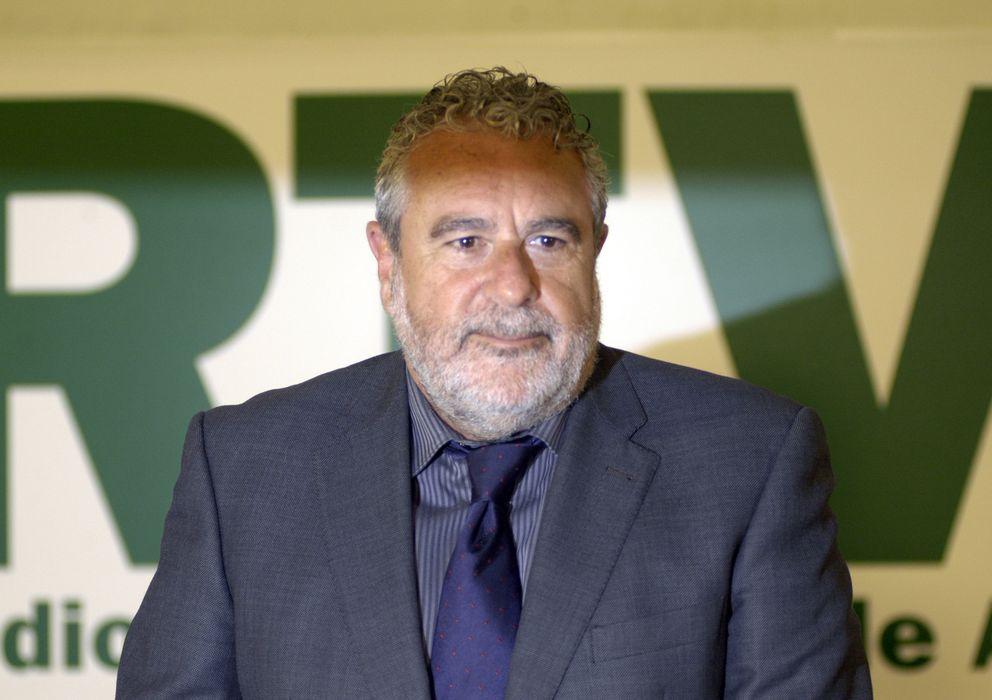 Foto: Joaquín Durán, número uno en funciones desde marzo de 2013