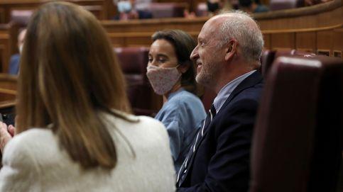 El Congreso da mal ejemplo sobre el uso de la mascarilla: pocas y para las cámaras de TV