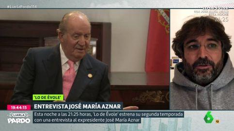Jordi Évole sentencia al rey Juan Carlos: Me parece una vergüenza