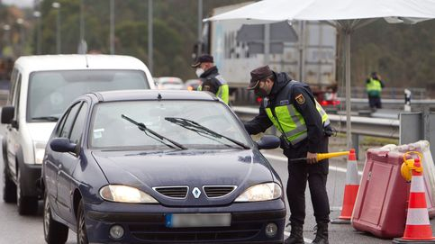 Un muerto en un accidente entre un coche sin carnet y un camión en Tomiño (Pontevedra)