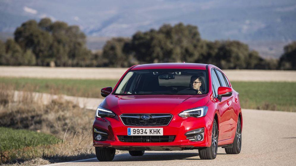 Foto: Subaru Impreza, un compacto 4x4