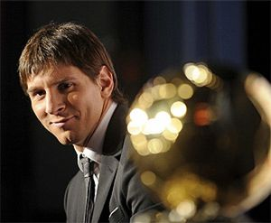 Messi será imagen de Dolce & Gabbana