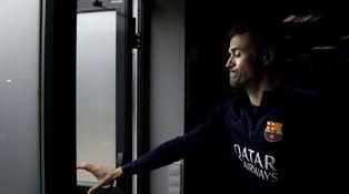 El altivo Luis Enrique se bajó los pantalones con Messi... y así le fue: lo ganó todo