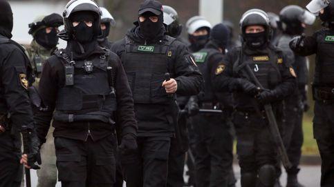 Más de 300 detenidos en las protestas de ayer contra Lukashenko en Bielorrusia
