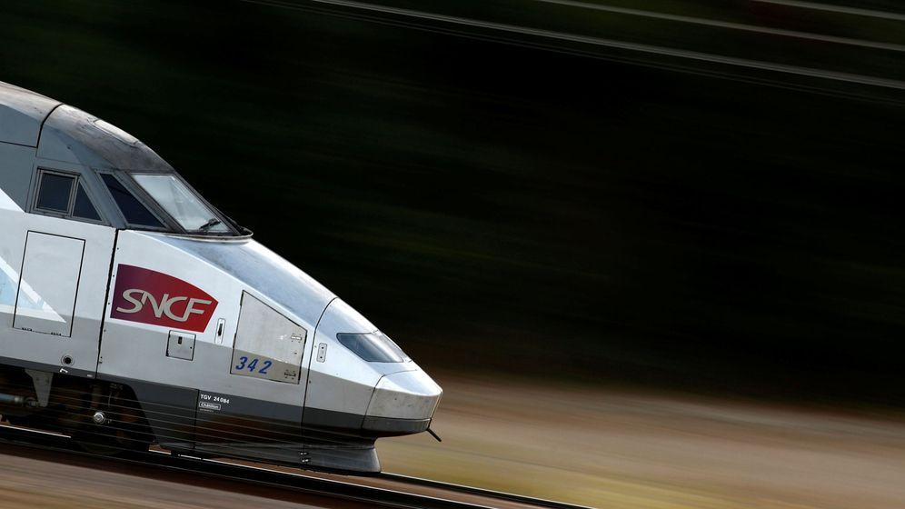 Foto: La francesa SNCF quiere operar la alta velocidad española. (EFE)